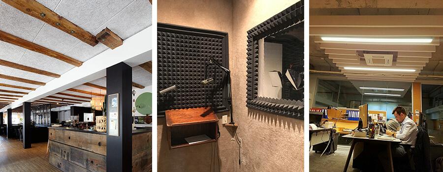 Ofis Ses Kayıt Odası Cafe Restaurant Ses Yalıtımı Ankara